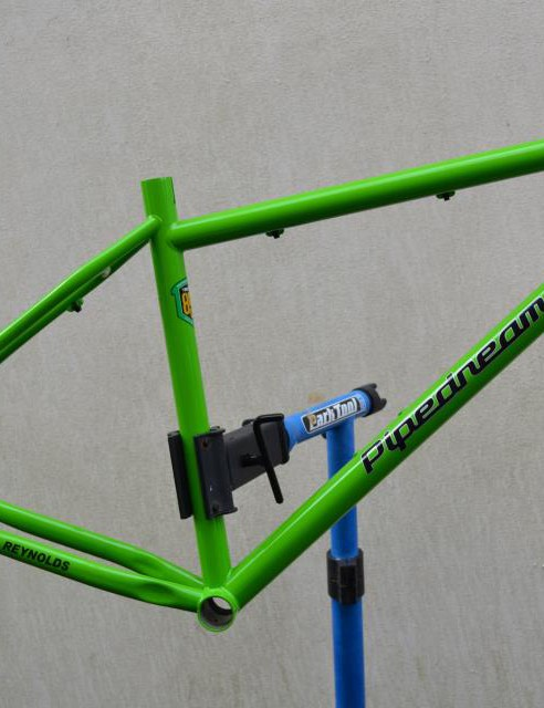 The Pipedream Skookum frame