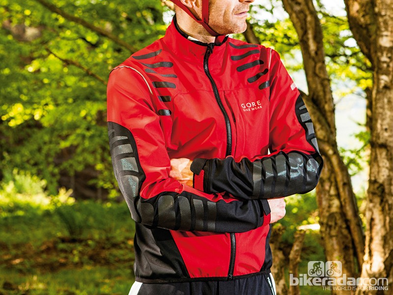 Gore Fusion Cross Windstopper Active Shell jacket