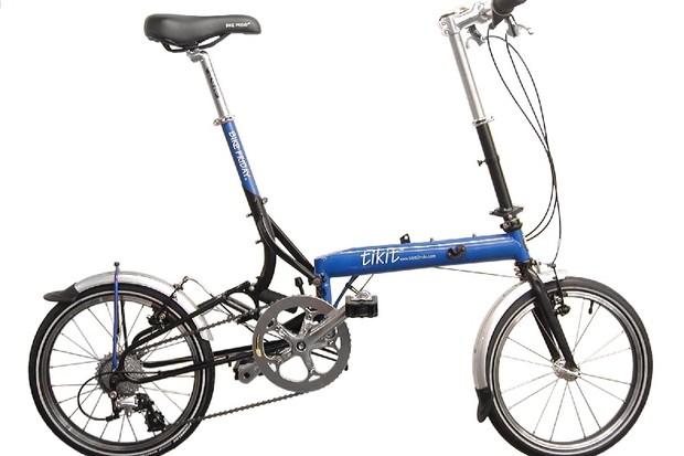 Bike Friday is recalling the Tikit