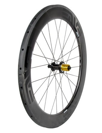 Custom wheels built with Enve Composites rims are among the hottest selling items at Fairwheel Bikes in Tucson, Arizona