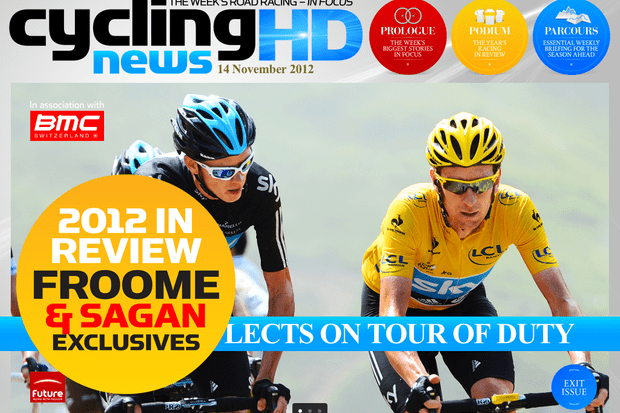 Cycling News HD issue 29 is now on sale