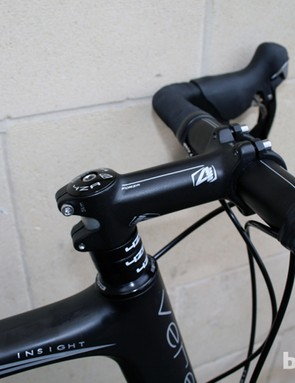 A 4ZA bar and stem on the Insight