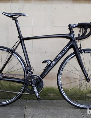 The top end Verenti Revelation with Shimano Ultegra Di2