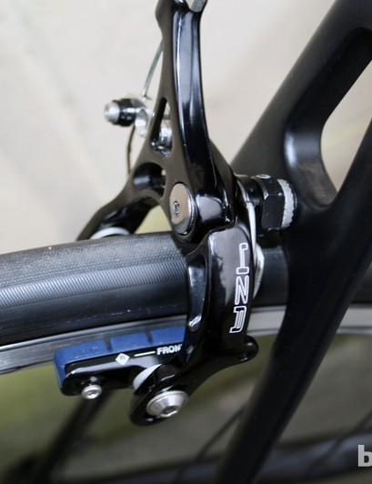 These cam action 4ZA brake callipers look interesting