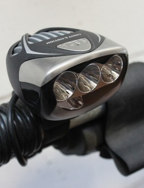 A testament to the rapid development of LED technology: the Seca series was launched in 2008 (the Seca 400 is shown here). For 2013 there will be a 2000 lumen Seca 2000