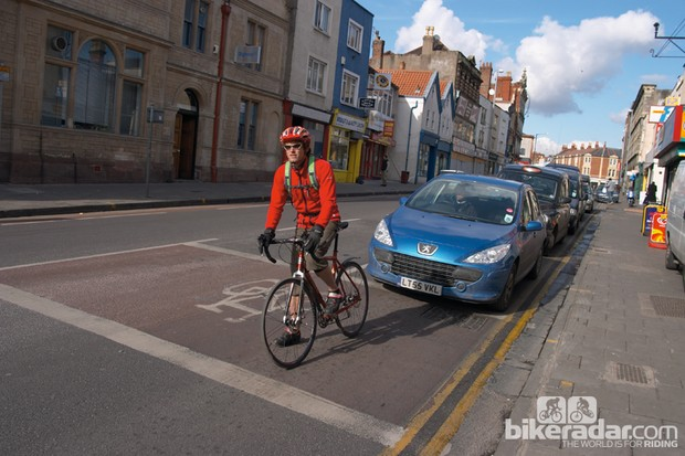 Bristol's status as Britain's first Cycling City has seen a bump in the number of people taking to their bikes