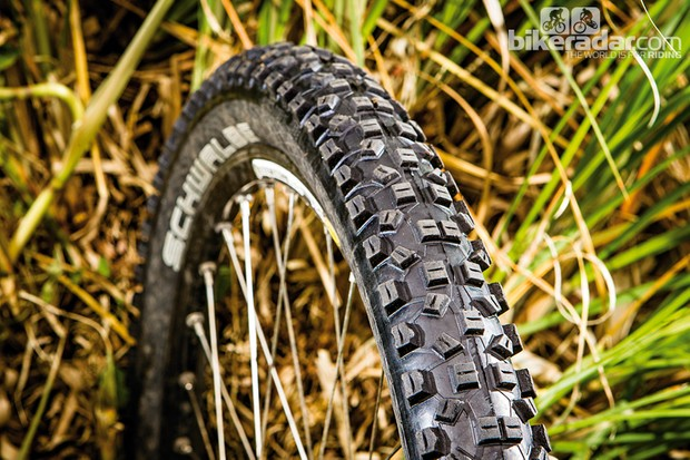 Schwalbe Hans Dampf Evo Trailstar 2.35 tyre
