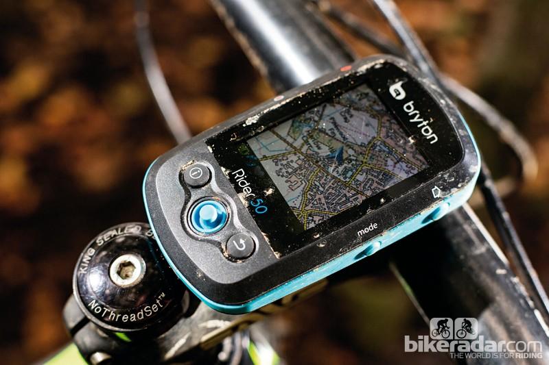 Bryton Rider 50E OS GPS