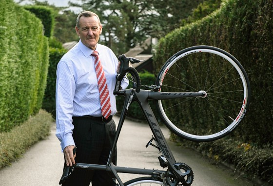 IAM Cycling's Michel Thétaz