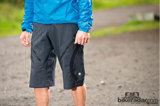 RaceFace Ambush waterproof shorts