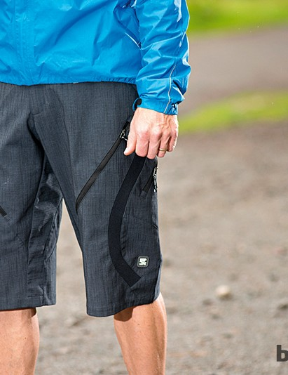 RaceFace Ambush waterproof shorts
