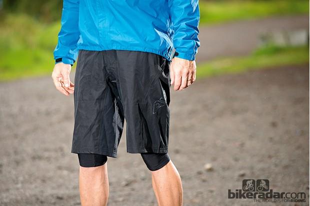 Altura Attack waterproof shorts