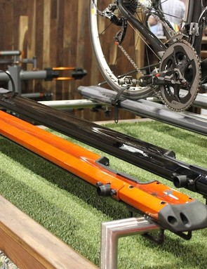 Küat's first foray into roof-mounted bike carriers looks promising. The US$209 Rüfee will be available in spring of 2013