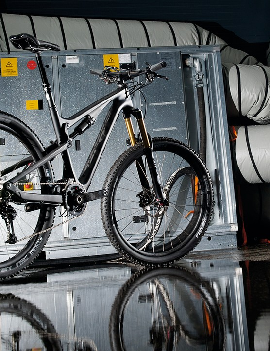 Scott are starting to replace 26in-wheeled bikes with 650b models for 2013, with the interests of the rider at heart