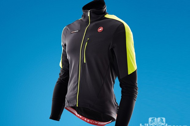 Castelli Transparente Due Wind jersey
