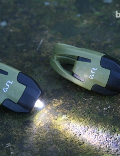Tura Lizard Mini Safety light set
