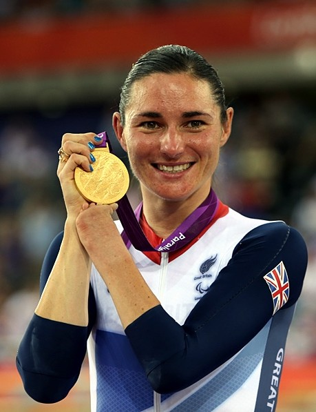 Sarah Storey won four golds in the Paralympic games, taking her overall Paralympic tally to 11, including her swimming golds