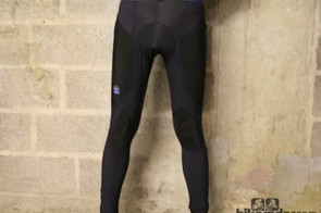 The Storck Gear Bib Man Tight Winter Comp bibs are a full-length option for winter, with a fleecy lining