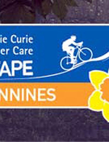 The Marie Curie Cancer Care Etape Pennines was run for the first time in 2012