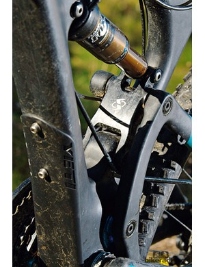 Yeti have thought outside the box to create the Switch system for their SB66 (26in) and SB95 (29in) bikes