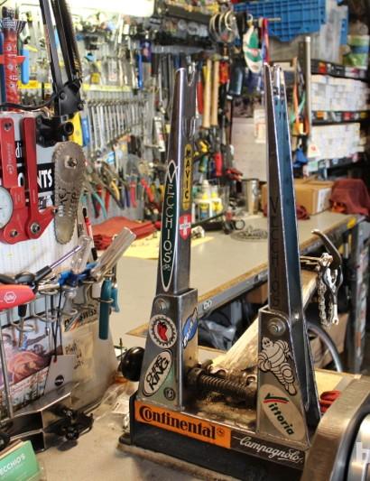 No, you cannot borrow the tools