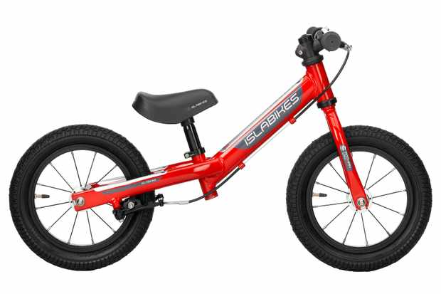 Islabikes' Rothan is designed to teach children to balance on two wheels before they try pedalling