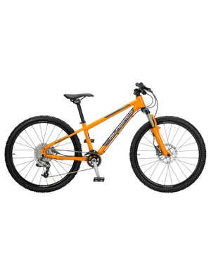 The Creig 24 allows children aged eight and up to enter the hardtail MTB market