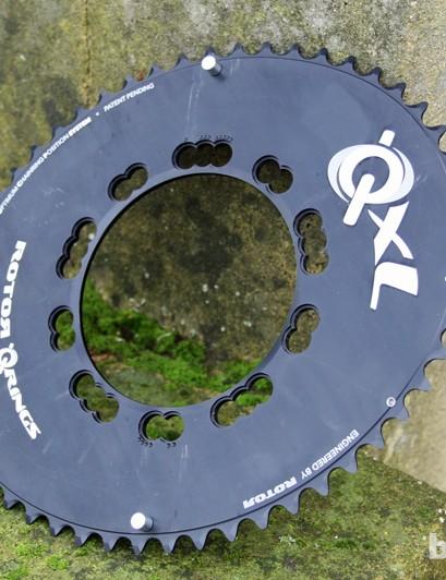 Rotor QXL rings