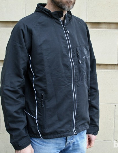 Veleco Re:Cycle Softshell Cycling Jacket