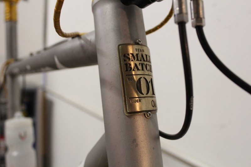 Mosaic is one of many builders offering fully custom frames