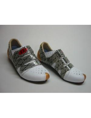 Matt Cooke's custom D2 SuperFly shoes