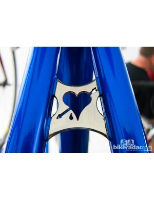 Exceptional detail is the hallmark of each Llewellyn bike