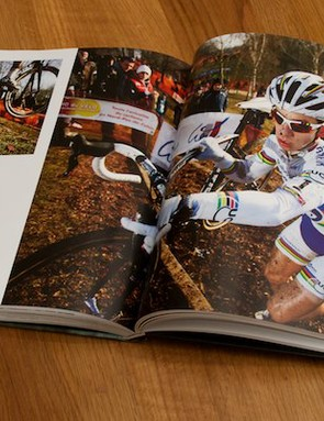 At 270x230mm, Cyclocross 2011/2012 is a perfect coffee table size