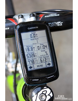 Garmin's current Edge 800 is arguably the most advanced GPS cycling computer currently available. We're expecting its successor in early 2013