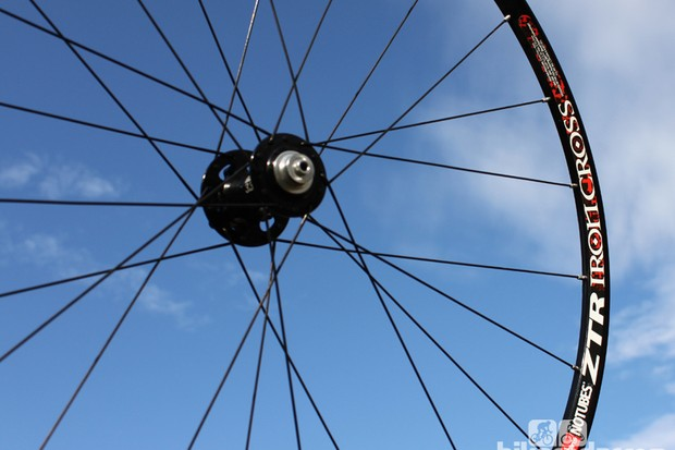 The Iron Cross wheelset strikes an impressive balance between performance and value