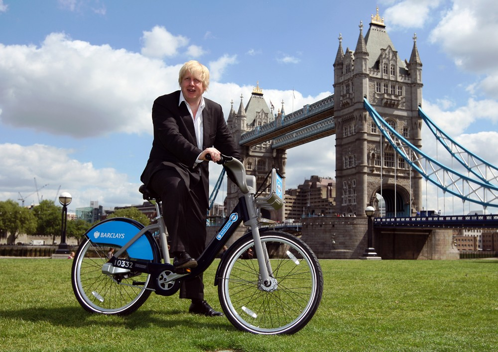 The Barclays Cycle Hire Scheme has so far played a big part in London mayor Boris Johnson's cycling spending plans