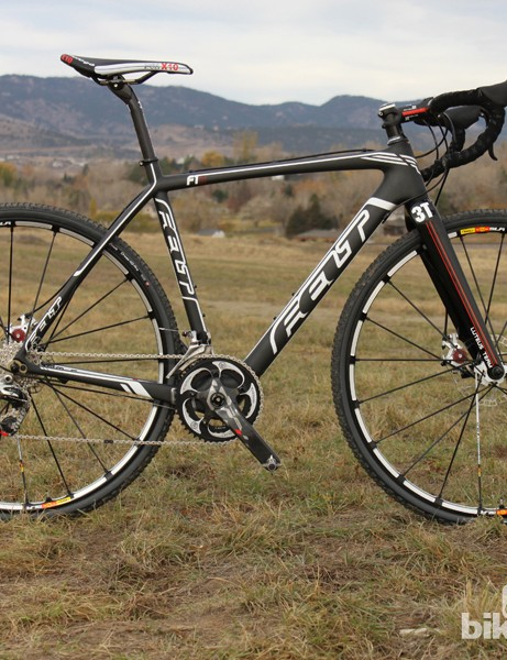 The F1X is a great handling cyclocross bike with a pro-level build