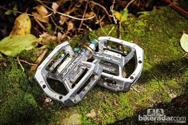 Shimano Saint PD-MX80 flat pedals