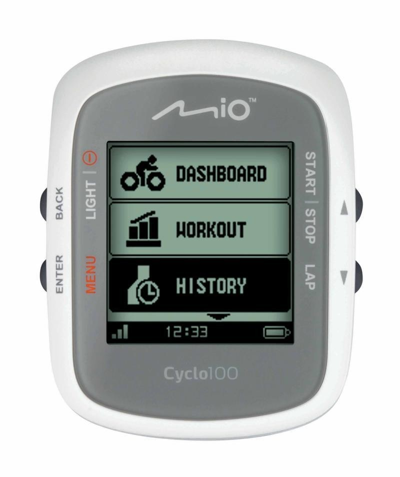 The Mio Cyclo 100 bike computer – we have 30 to give away