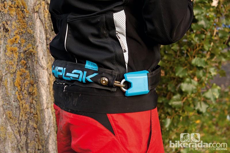 Hiplok Lite lock