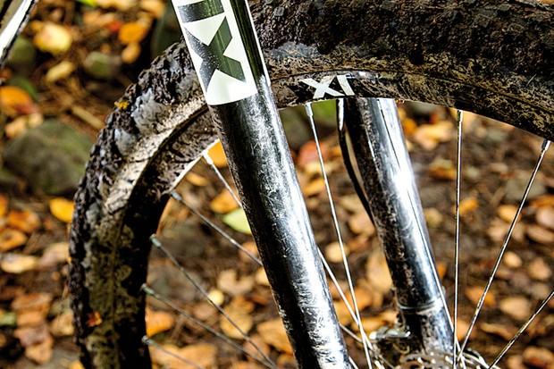 Kinesis Maxlight IX rigid fork