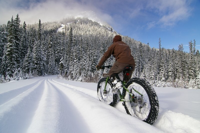 Methow Valley has more than 120mi of groomed XC trails