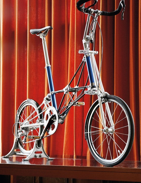 Moulton bicycles are icons of British design