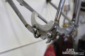 Barcheck selects parts for each frame
