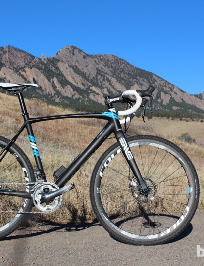 The 2013 Raleigh RXC Pro Disc