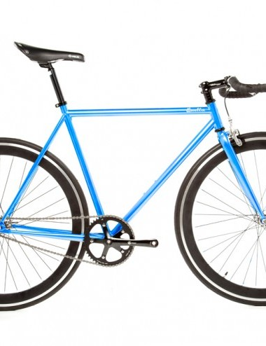 Quella One singlespeed/fixed gear bike - light blue