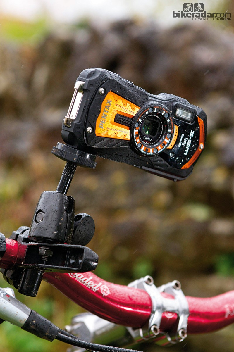 Pentax Optio WG-2 camera