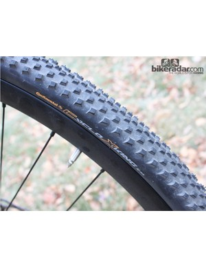 Continental CycloX-King tire
