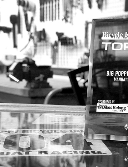 In four short years this shop has made it into the National Bicycle Dealer Associations