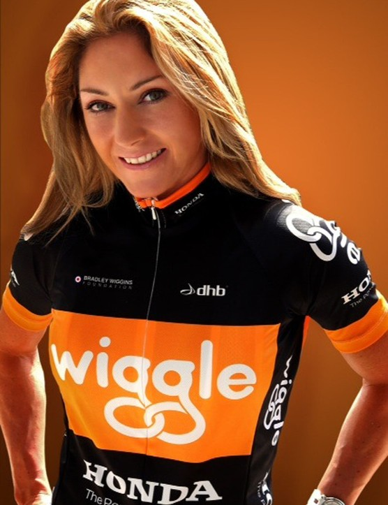 Team captain Rochelle Gilmore